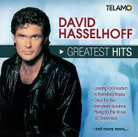 Cover David Hasselhoff - Greatest Hits [2016]